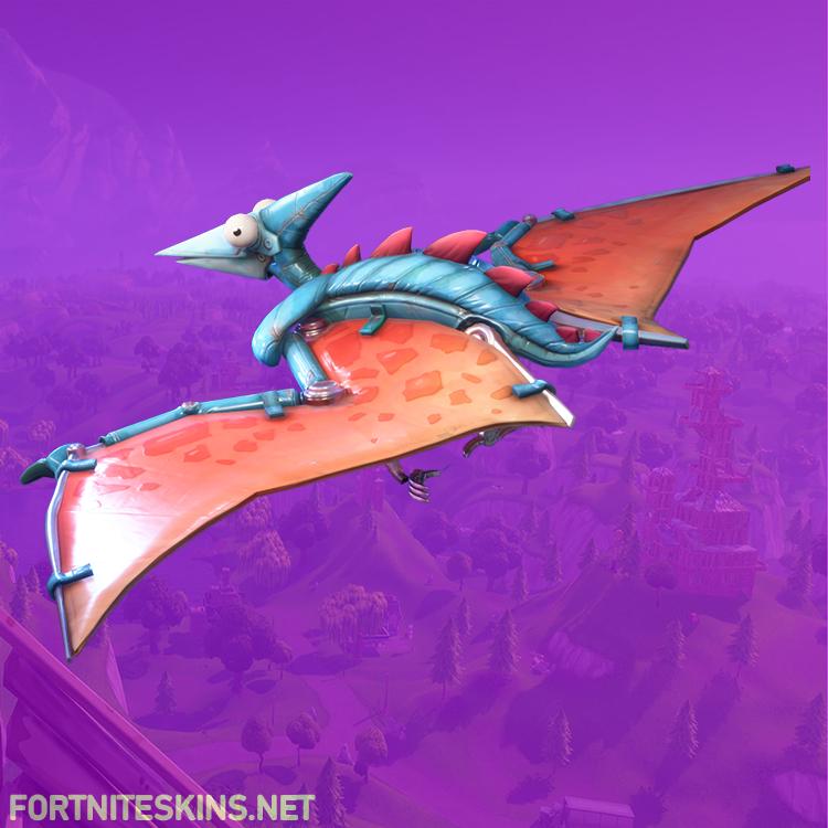 pterodactyl glider
