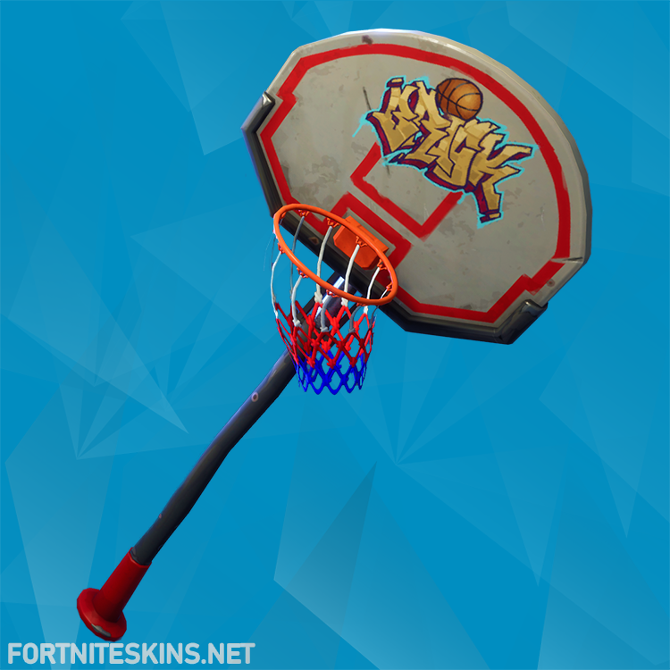 slam dunk pickaxe