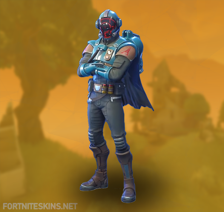the visitor outfit