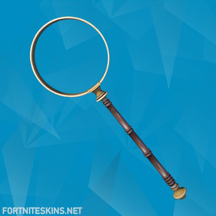 magnifying axe pickaxe