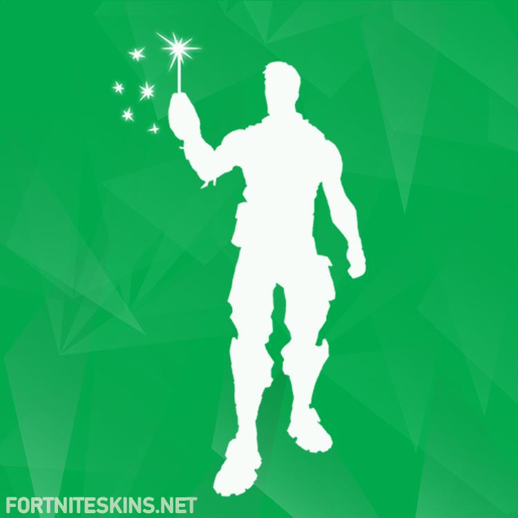 sparkler emote