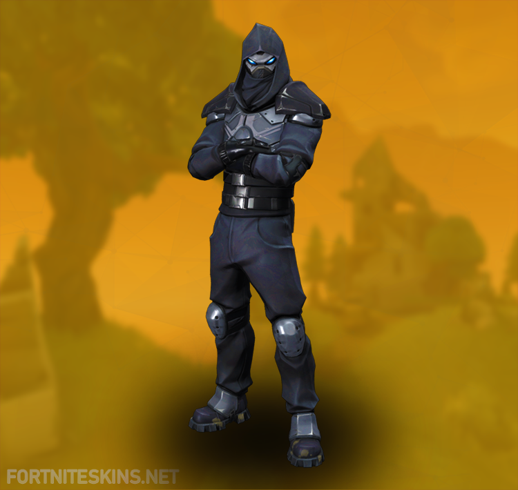 enforcer outfit