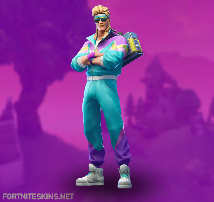 mullet marauder outfit