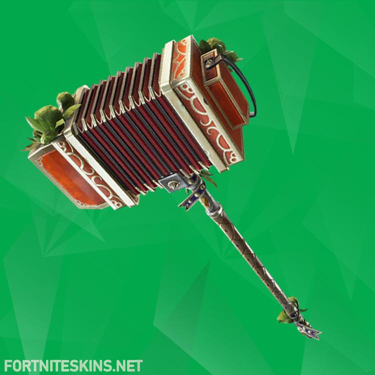 axcordion pickaxe