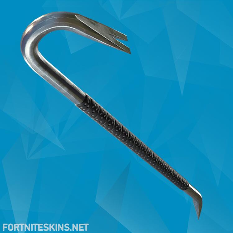 crowbar pickaxe