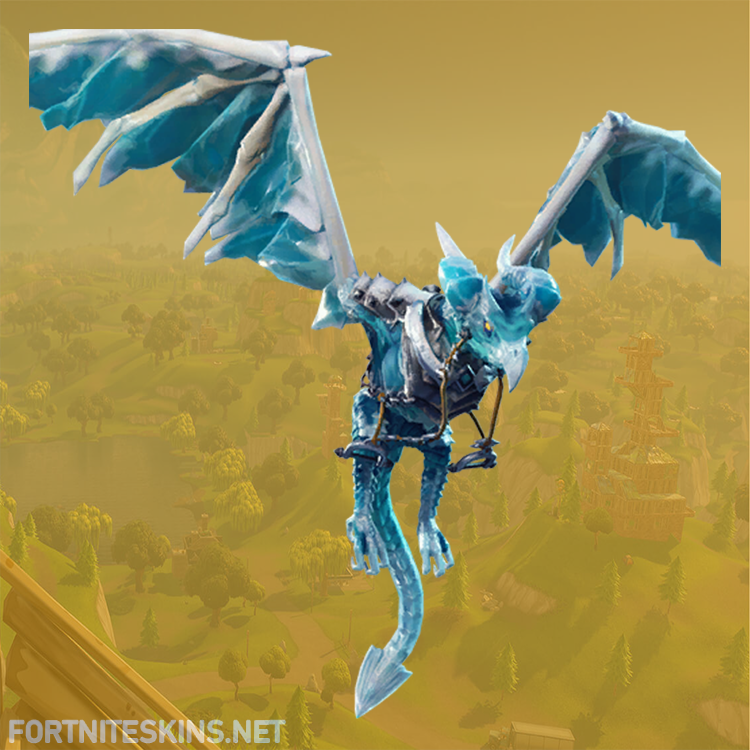 Fortnite Frostwing | Gliders - Fortnite Skins