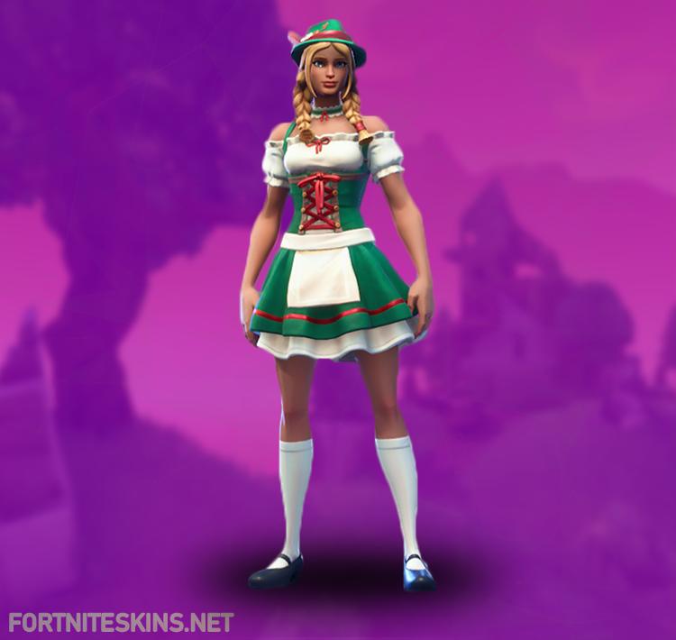 Fortnite Heidi Outfits Fortnite Skins