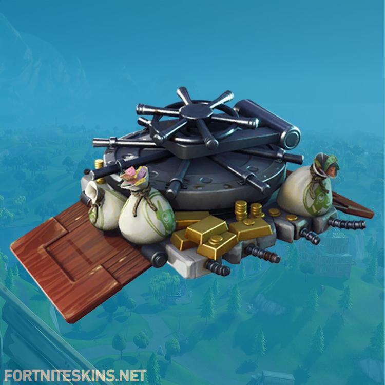 safecracker glider