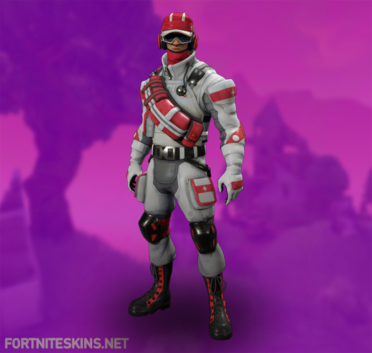 triage trooper outfit