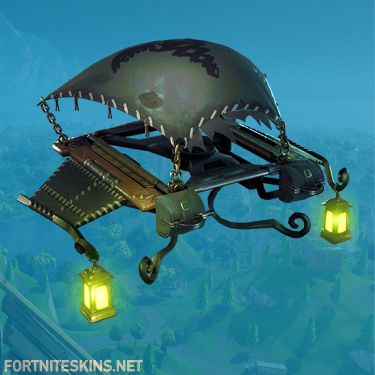 lamplight glider