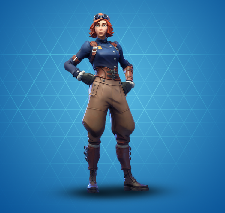 airheart outfit hd