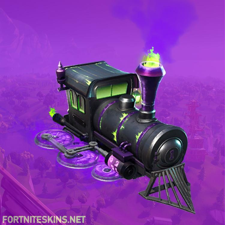 dark engine glider