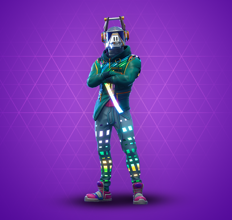 Fortnite Dj Yonder Outfits Fortnite Skins