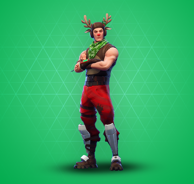 Red Nosed Ranger
