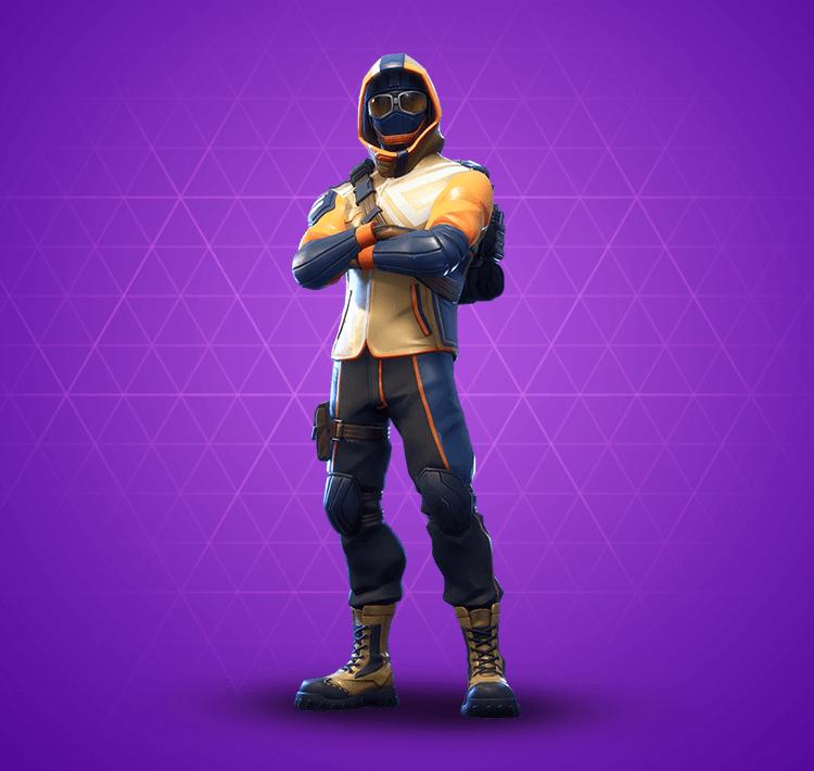 summit striker outfit hd