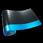 Blue Metallic icon png